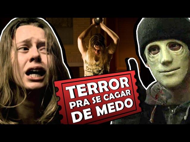 8 FILMES DE TERROR PRA SE BORRAR DE MEDO - INVASÃO DOMICILIAR