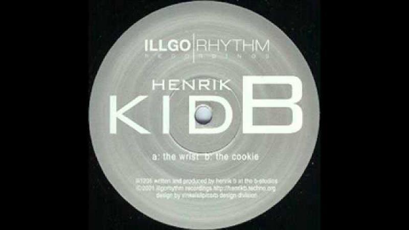 Henrik B - The Wrist