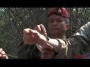 Морские пехотинцы США проходят курс выживания в джунглях US Marines are survival course in jungle
