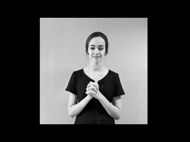 Константин Потапов «Мне показали мотылька», исполняет - Роза Лермонтова-Кашуба, ч/б