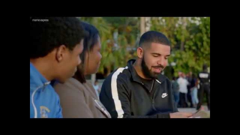 God's Plan but Drake steals all the money