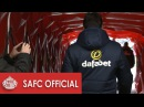 Behind The Scenes: SAFC v Reading