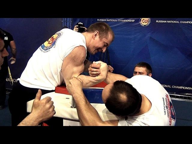 Максим ЧЕРСКИЙ vs Сергей БОГОСЛОВОВ (кат. 90 кг, ЧЕМПИОНАТ РОССИИ 2017)