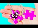 Make This DIY Friendship Keychain And Become Friends with Slime Sam