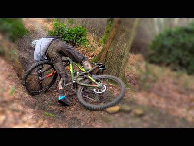 Could you ride this track on a hardtail?