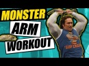 Monster Arm Workout Get 21 inch Arms Like Mike O'Hearn