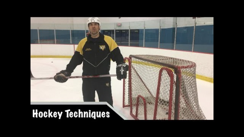 Cutting to the Middle Drill Speed and Agility into a Shot