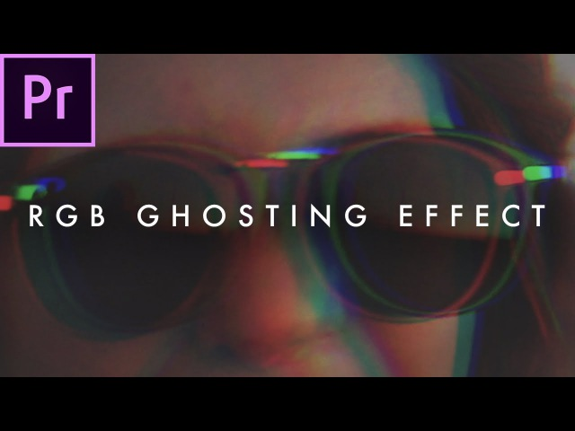 FREE RGB Split Preset Pack for Adobe Premiere Pro RGB Distortion Tutorial