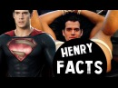 HENRY CAVILL - GAY Moments FUN Things you didn't know