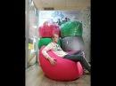 Кресло-мешок Дьюспо в подарочной упаковке от sidi.by
