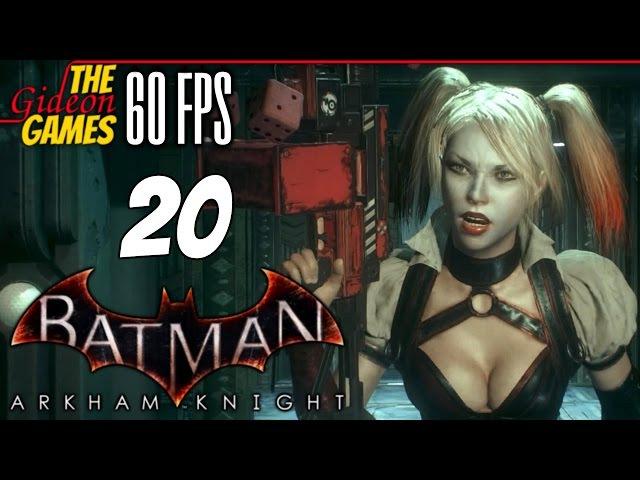 Прохождение Batman: Arkham Knight на Русском (Рыцарь Аркхема)[PС|60fps] - Часть 20 (Привет Бэтси!)