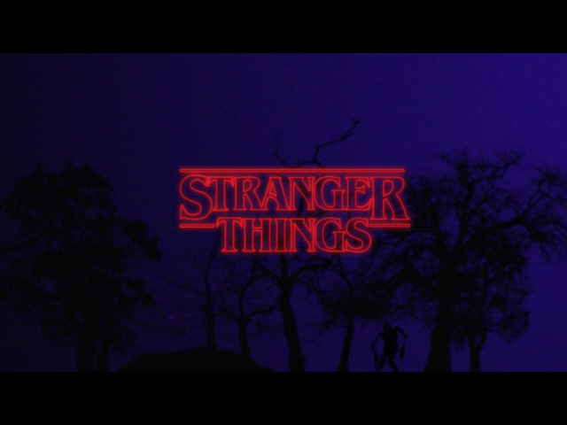 STRANGER THINGS (Trap Remix) (SEASON 2)