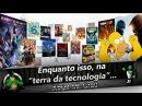 Xbox Game Pass já disponível no Brasil! Obrigado Microsoft!