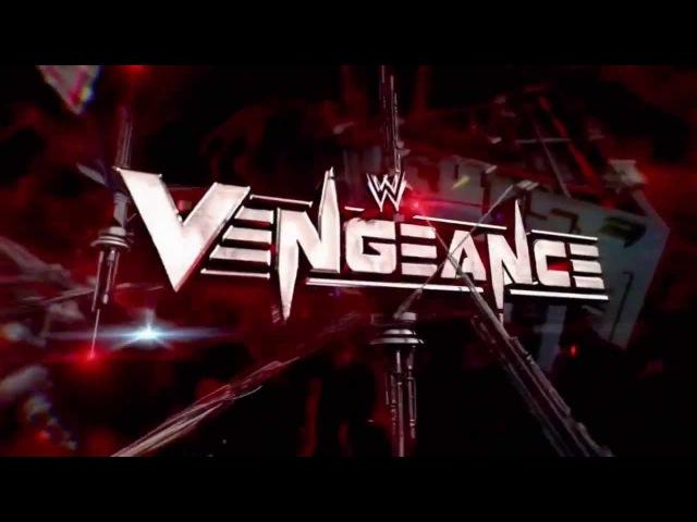 WWF/WWE Opening - Intro Pyro - Vengeance 2011 [ HD / 1080p ]