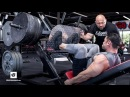 FST-7 Quads Workout with 4x Physique Olympia Jeremy Buendia Hany Rambod   FST-7: Big and Ripped