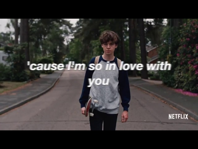 Laughing on the Outside, Crying on the Inside Lyrics - The End of the F***ing World