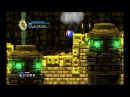 Lost Labyrinth Zone Act 1 Ancient Maze of Mystery Sonic The Hedgehog 4 Episode 1