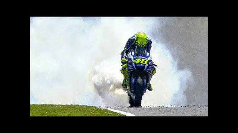 😬 Как умирают мотоциклы в MotoGP , WSBK , BSВ 😥!