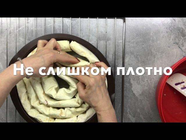 Мясной пирог из лаваша. Посмотреть рецепт кликни здесь. » Freewka.com - Смотреть онлайн в хорощем качестве