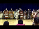 Aleut/Atka Dancers at Airport Heights