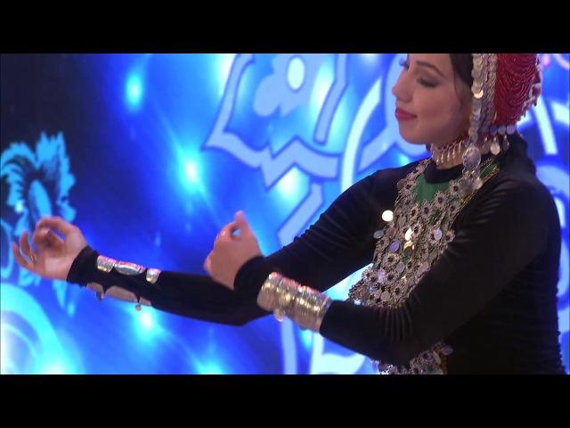 Башкирский танец Загида - Регина Агилова