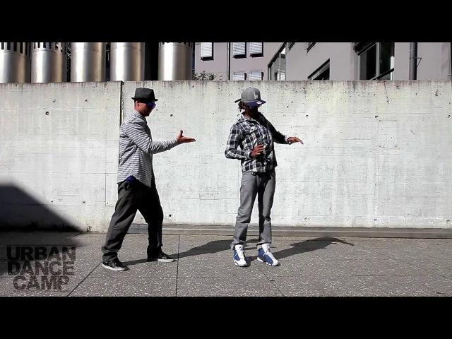 Time Control - Popping John Nonstop Marquese Scott 310XT Films URBAN DANCE CAMP