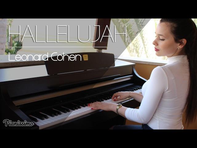 Hallelujah   Piano Cover by Yuval Salomon