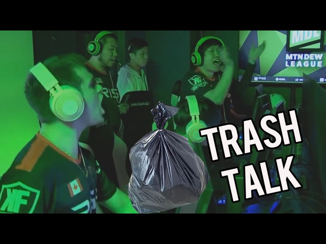 FUNNY TRASH TALK IN ESEA LAN! KIO CLUTCHES WITH 1 BULLET! BEST OF TWITCH CS:GO 193