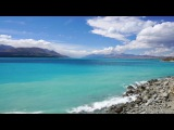 WONDERS OF NEW ZEALAND SOUTH ISLAND 1HR 4K Nature Relaxation Ambient Dynamic Film (+Music)
