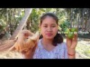 Awesome Cooking Soup Banana Flower w/ Chicken Recipe - Cook Banana Recipes - Village Food Factory