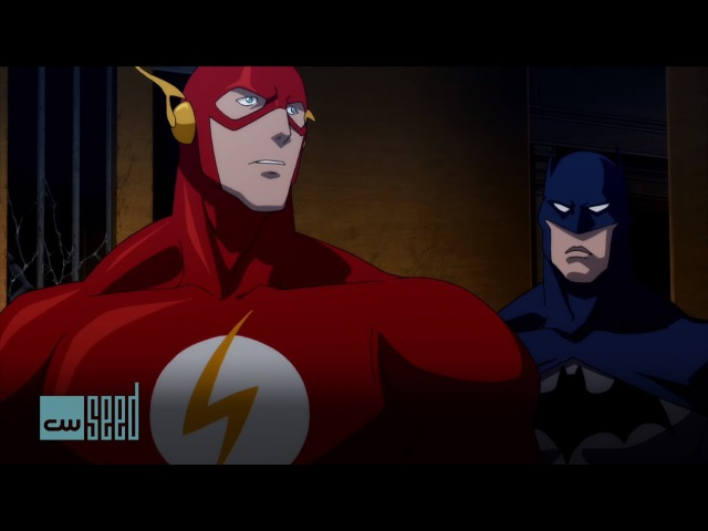 Justice League: The Flashpoint Paradox Trailer | CW Seed