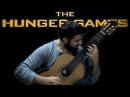 THE HUNGER GAMES The Hanging Tree - Classical Guitar Cover BeyondTheGuitar