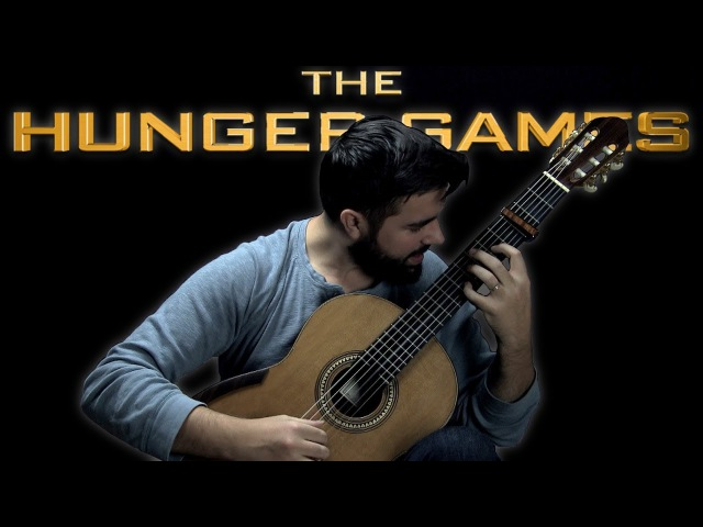 THE HUNGER GAMES: The Hanging Tree - Classical Guitar Cover (BeyondTheGuitar)