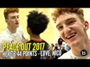 UR THE PAST, I'M THE FUTURE Nico Mannion Drops 44 Points On 2017! Mamba Mentality Activated!