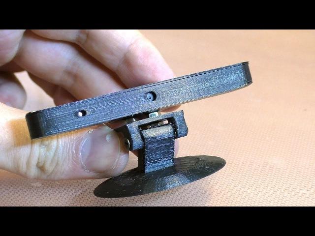 САМОДЕЛЬНАЯ ВЕБКАМЕРА ИЗ КАМЕРЫ НОУТБУКА (3D печать)