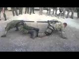 Русский солдат против Американского  The Russian soldier against American