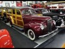 1941 Packard One Ten 110 Deluxe Woody Station Wagon on My Car Story with Lou Costabile