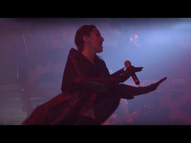 Voice Of The Sympho Rock 2017. Dark Ages Intro. Mila Mazur Ethnic Vocal Improvisation