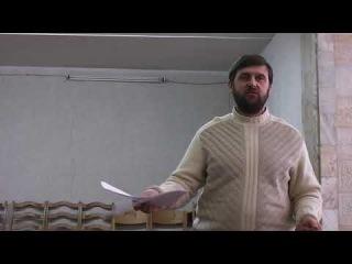 Владимир Помазков о реализации закона о Родовых Поместьях в Белгородской обл.