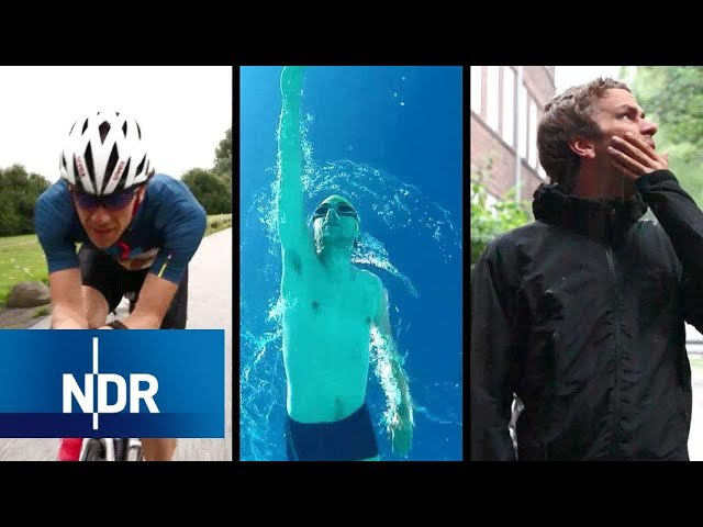 Das Ironman-Experiment | Sportclub Story | NDR