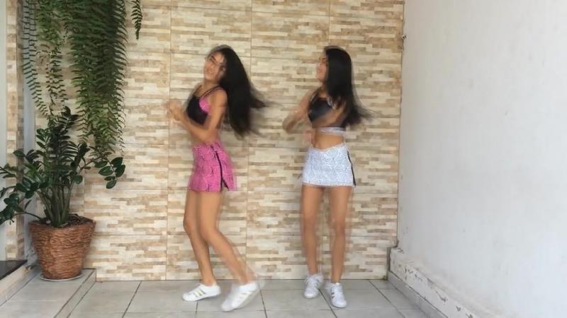 Mc leléto e Mc Maromba Automaticamente Coreografia Gemê