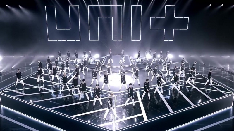 The Unit (Boys) - Last One MV [VK]