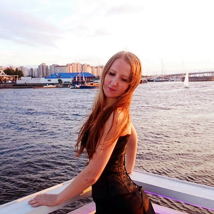 Анастасия Тихомирова | Санкт-Петербург