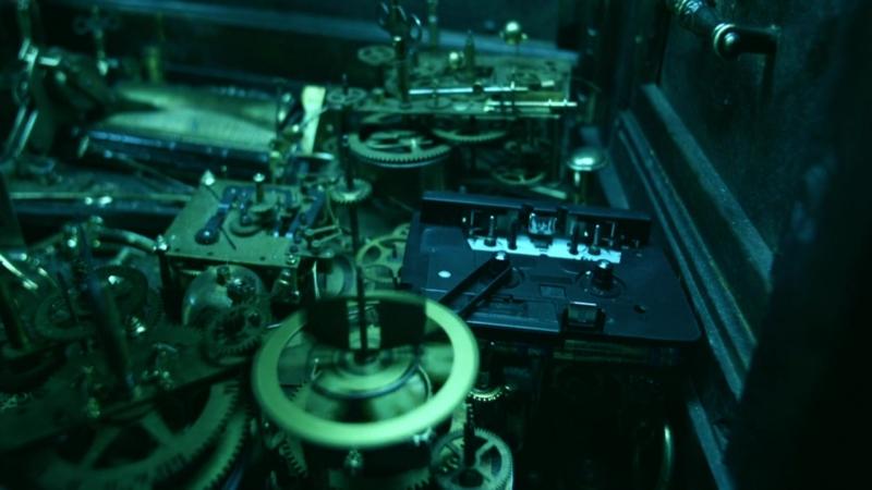 Коробка Теней / Гроб / Box of Shadows / The Ghostmaker (2011)