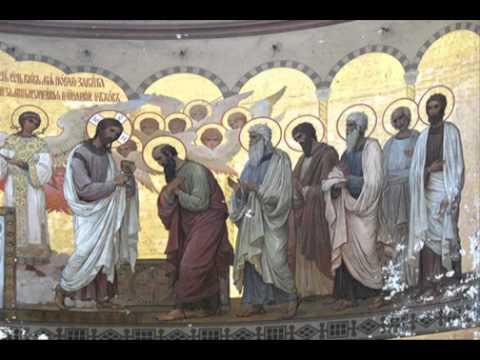 Святой Апостол Иоанн Богослов - главы XXI-XXIV
