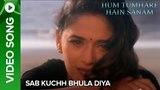 Sab Kuchh Bhula (Video Song) | Hum Tumhare Hain Sanam | Shah Rukh Khan | Madhuri Dixit