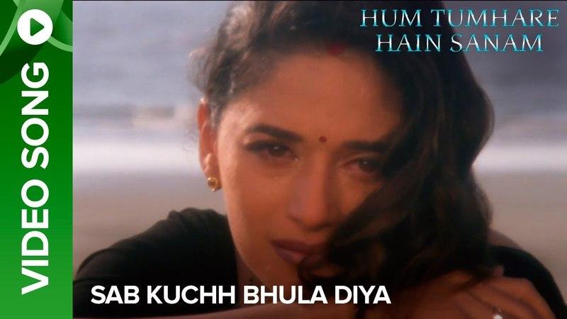 Sab Kuchh Bhula (Video Song)   Hum Tumhare Hain Sanam   Shah Rukh Khan   Madhuri Dixit