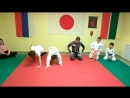 Grappling Class in Underground Crossroads Dojo 21.05.2018-4