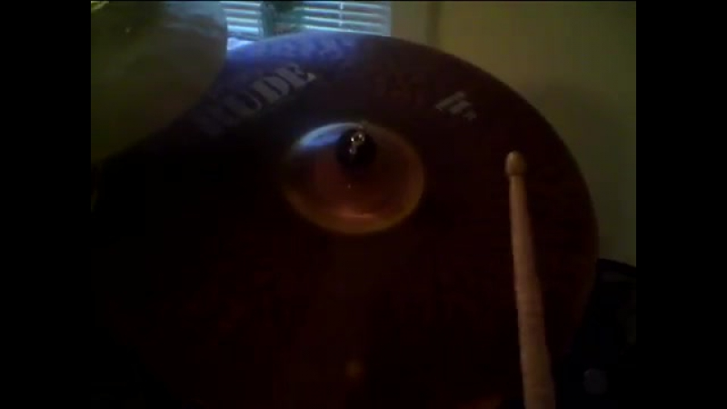 Paiste RUDE Power Ride 20in Sound Test [HQ]