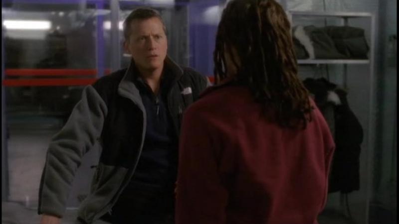 SG-1. Season 6.04. Frozen